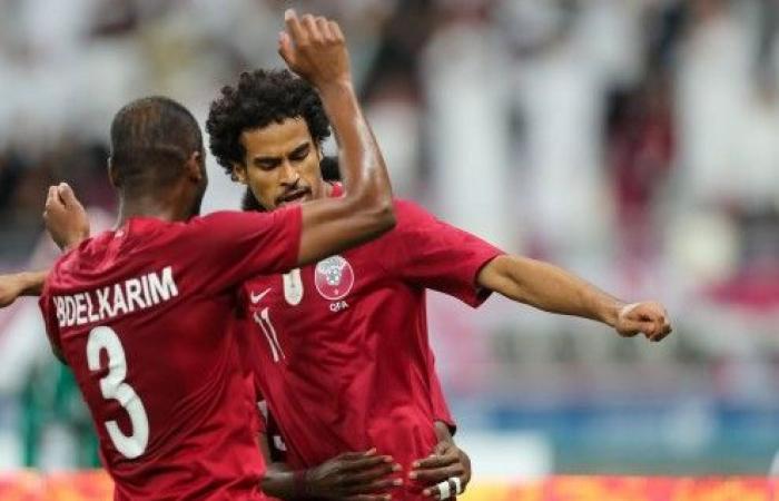 القطري أكرم عفيف أفضل لاعب في اسيا لعام 2019