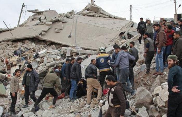 سوريا | هيومن رايتس: يجب تحميل روسيا مسؤولية جرائمها في سوريا