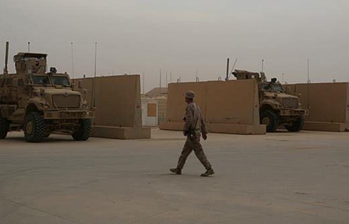 العراق   العراق.. 5 صواريخ تسقط داخل قاعدة أميركية ولا إصابات