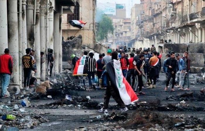 العراق   العراق.. تظاهرات مرتقبة وانتشار أمني وتأجيل جلسة البرلمان