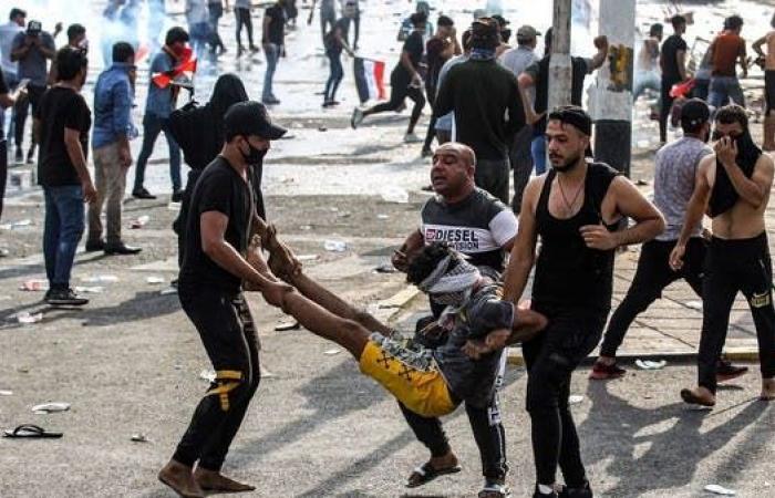 العراق | الأمم المتحدة تحض العراق على الاستجابة لمطالب الشعب