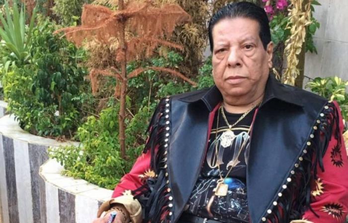 وفاة المطرب الشعبي شعبان عبدالرحيم بعد وعكة صحية مفاجئة