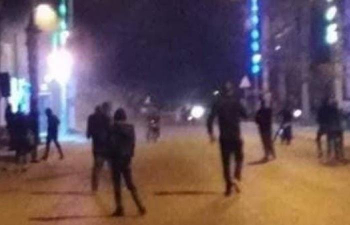"""""""بوعزيزي"""" آخر يفجر احتجاجات وسط تونس"""