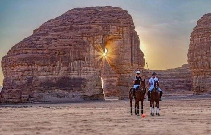 الخليح | أول بطولة في العالم لبولو الصحراء في طنطورة 2019