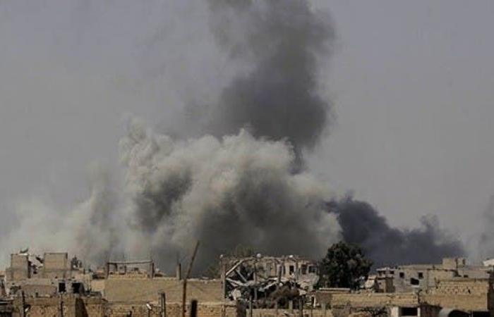 سوريا   غارة مجهولة تستهدف مخزن أسلحة للحرس الثوري في البوكمال