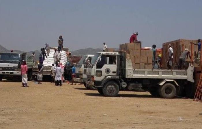 اليمن   اليمن.. ميليشيا الحوثي تواصل نهب المساعدات الإغاثية