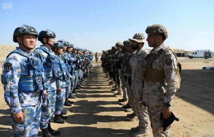 الخليح   البحرية الملكية السعودية تختتم تمرينها المشترك مع الصين