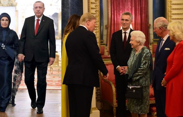 كيت ميدلتون تستقبل ميلانيا ترامب.. وسعر معطف الأخيرة صادم!