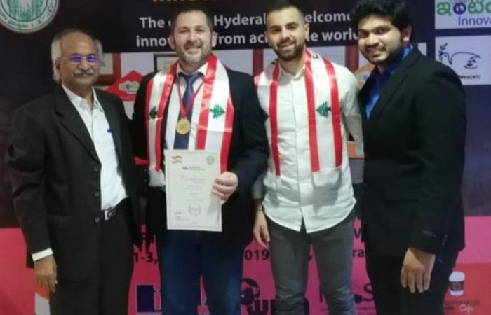 إنجاز لبناني في الهند!