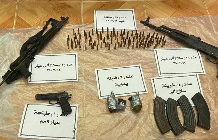 مصر | قبل تنفيذهم عملية إرهابية.. مقتل 3 مسلحين في العريش