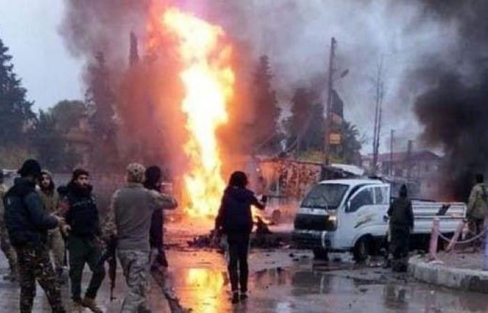 سوريا | سوريا.. قتلى بانفجارين ضربا رأس العين