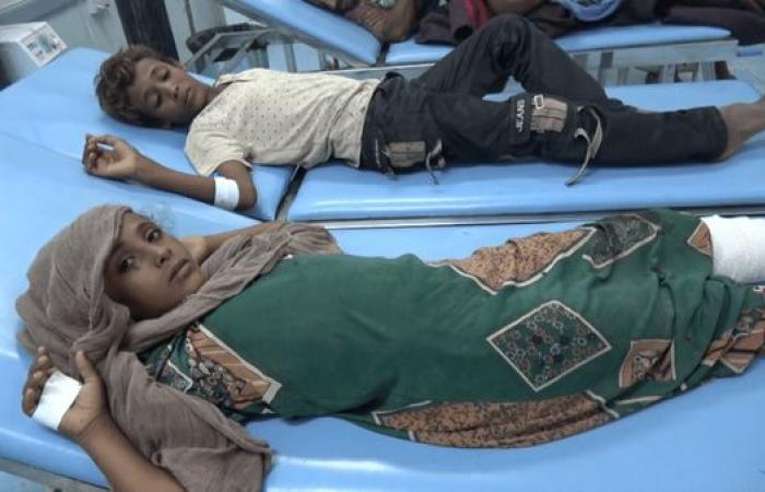 اليمن   فيديو.. آلة القتل الحوثية تواصل حصد أرواح أطفال الحديدة