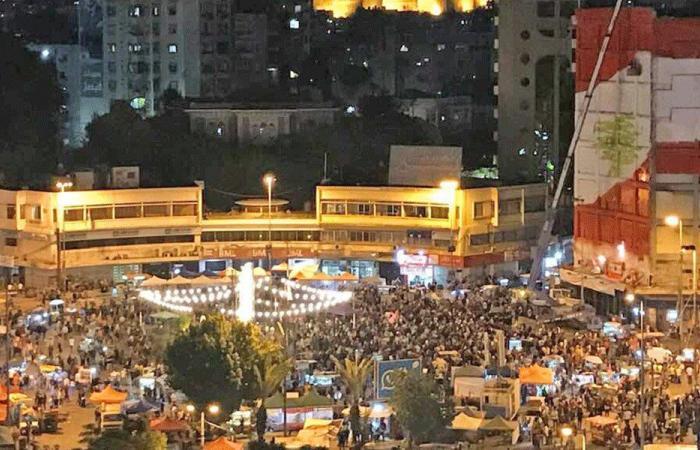 مسيرة لطهاة طرابلس جابت شوارع المدينة