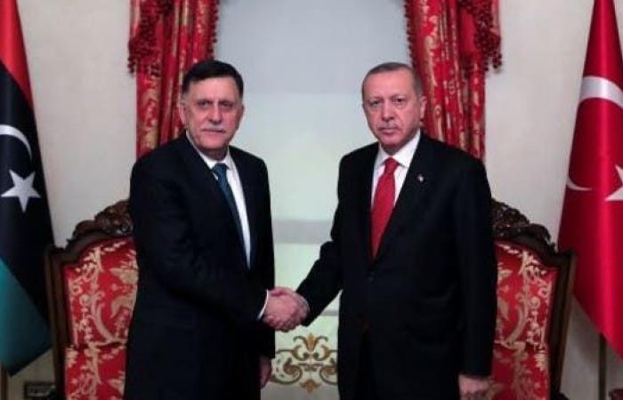 مصر | القاهرة وباريس: لا مشروعية لاتفاق السراج مع تركيا