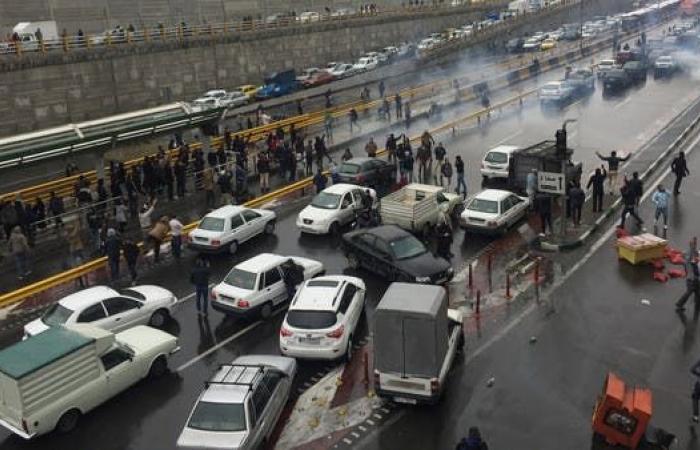 إيران | الأمم المتحدة تؤكد مقتل 208 واعتقال 7 آلاف في إيران