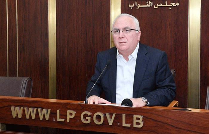 ضاهر: لن أشارك في الاستشارات اذا كان الخطيب المرشح الوحيد