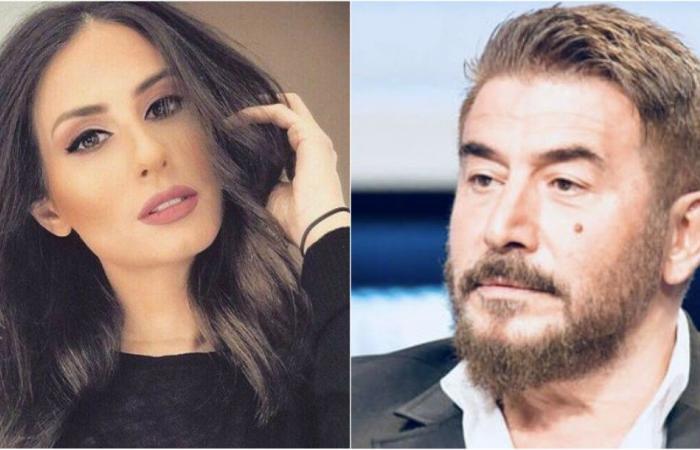 عابد فهد وهبة طوجي بموقفٍ طريفٍ.. شاهدي كيف سرّح شعرها بيديه!