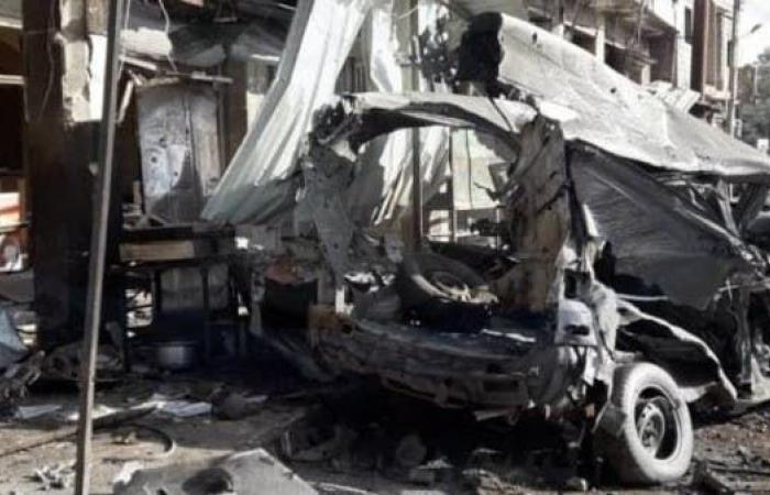 سوريا | مقتل 10 نصفهم أطفال بغارات للنظام السوري على إدلب