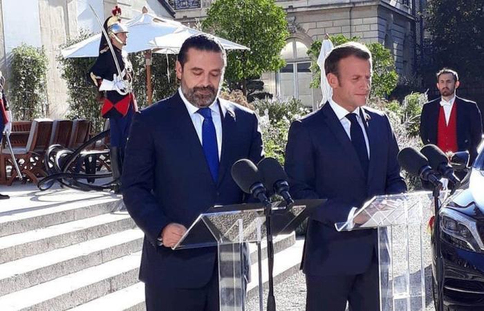 شبح الانهيار يدفع الحريري للاستنجاد بأصدقاء لبنان