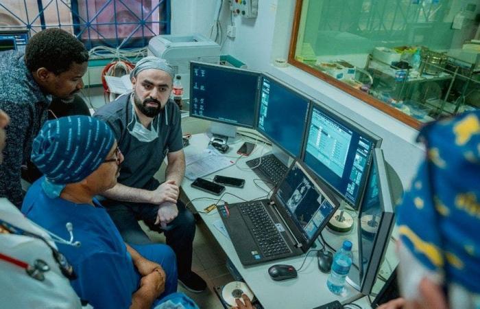 الخليح   فريق طبي سعودي يجري 13 عملية جراحية لأطفال تنزانيا