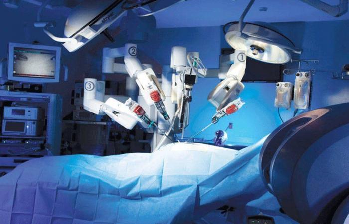 الجراحة الروبوتية في لبنان!