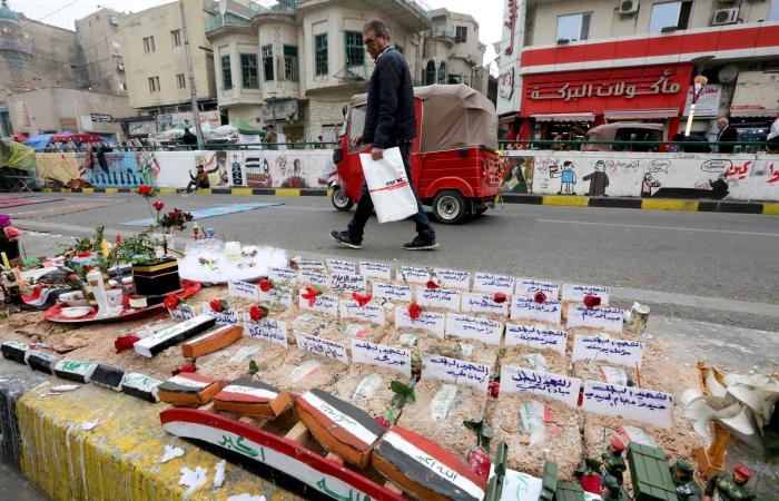 العراق   مجزرة الرصاص المجهول.. تفاصيلالهجومعلى متظاهري بغداد