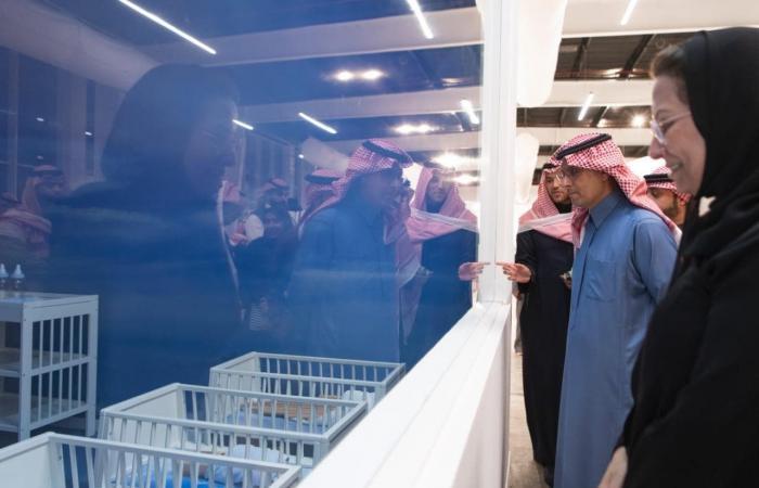 الخليح | صور.. الثقافة السعودية تطلق معرضها الفني في الدرعية