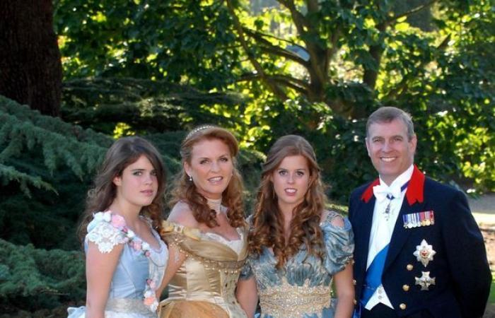 إدانة جديدة للأمير أندرو تُقحم اسم ابنته الأميرة بياتريس في فضائحه!