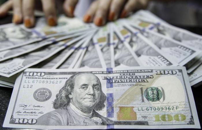 كم بلغ سعر الدولار لدى الصيارفة الثلثاء؟