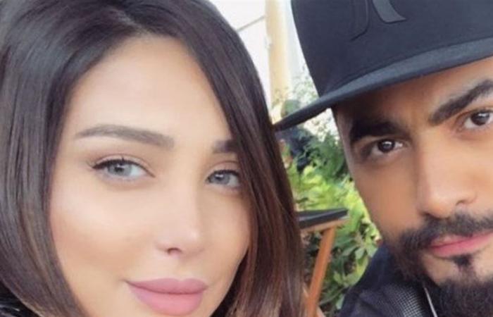 عمليات التجميل أفسدت جمال زوجة تامر حسني.. وناشطون يعلّقون 'مومياء' (فيديو)