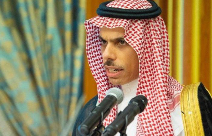 وزير الخارجية السعودي: استقرار لبنان بالغ الأهمية للمملكة