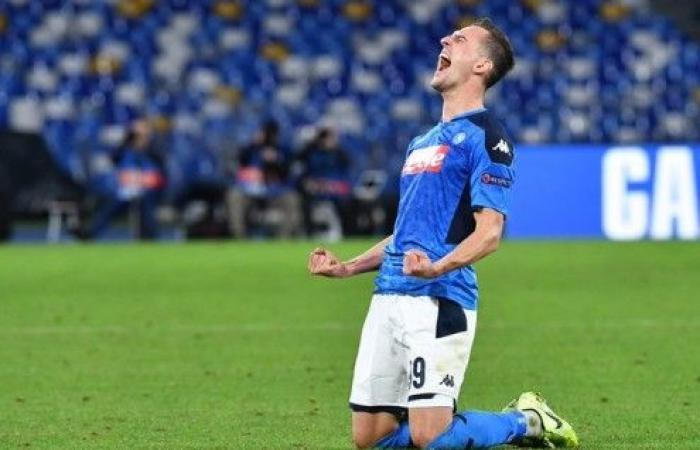 #نابولي يكتسح جينك ويتأهل لدور الـ16 من دوري أبطال اوروبا