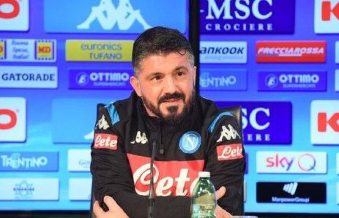 رسميا-غاتوزو يخلف أنشيلوتي في تدريب نابولي