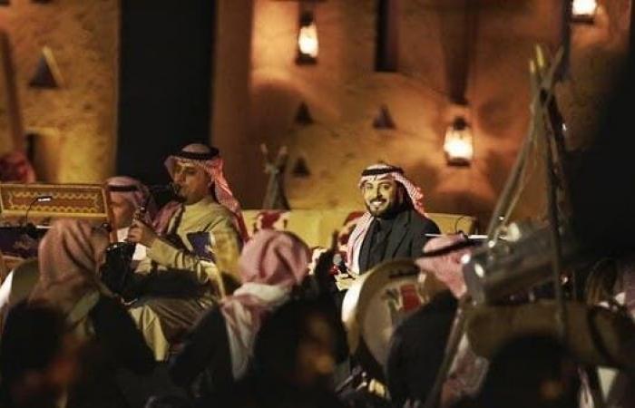 الخليح | المهندس وأصالة يتألقان بسمرات الثمامة في الرياض