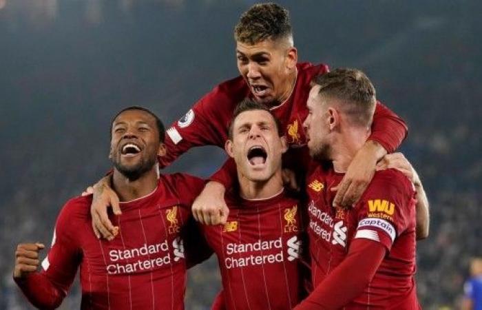 """ليفربول يهدي أنصاره فوزاً كبيرا على ليستر """"الوصيف"""""""