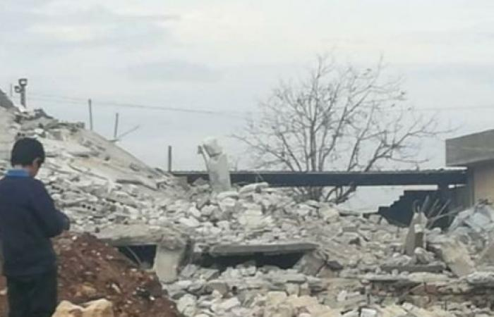 سوريا | أكثر السجون دموية.. نار دمرت معتقلا لأتباع تركيا في حلب