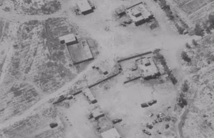 العراق   شاهد.. الجيش الأميركي يوثق ضرباته لحزب الله العراقي