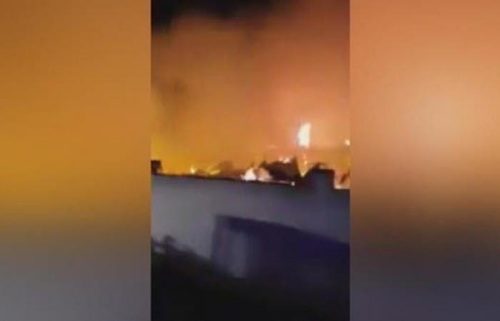 العراق   حصيلة الضربة الأميركية على العراق: 54 قتيلاً و108 جرحى