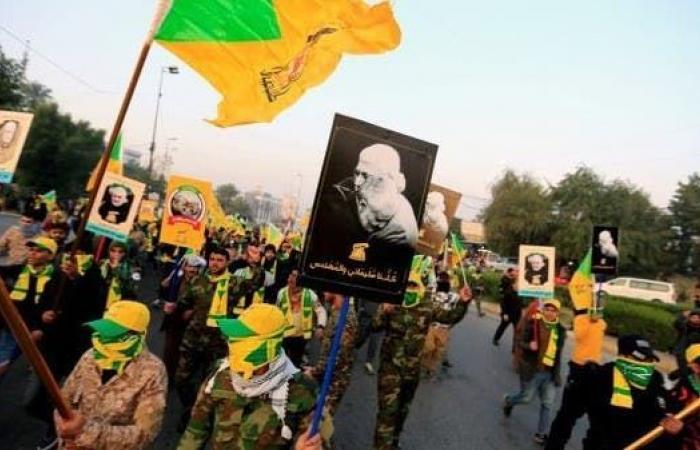 العراق | آلاف العراقيين يشاركون في تشييع سليماني والمهندس ببغداد