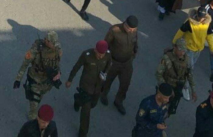 العراق | شاهد.. حزب الله يطلق الرصاص الحي على متظاهرين في ذي قار