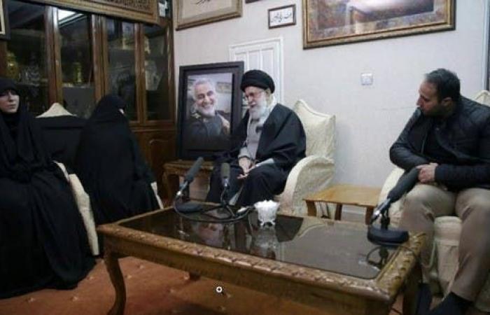إيران   ابنة سليماني لحسن نصرالله: ستثأر لدم والدي