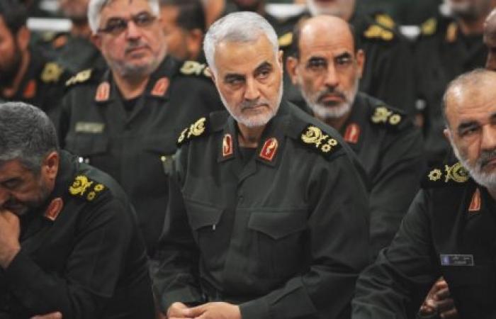 فلسطين | الفقيد من إيران والتعزية من حماس