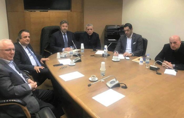 لجنة الاقتصاد قاربت الوضع النقدي وسبل المعالجة