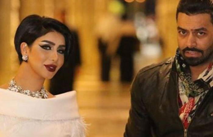 زوج هنادي الكندري: لست أول واحد يتزوج حبيبته.. وأنا محافظ!