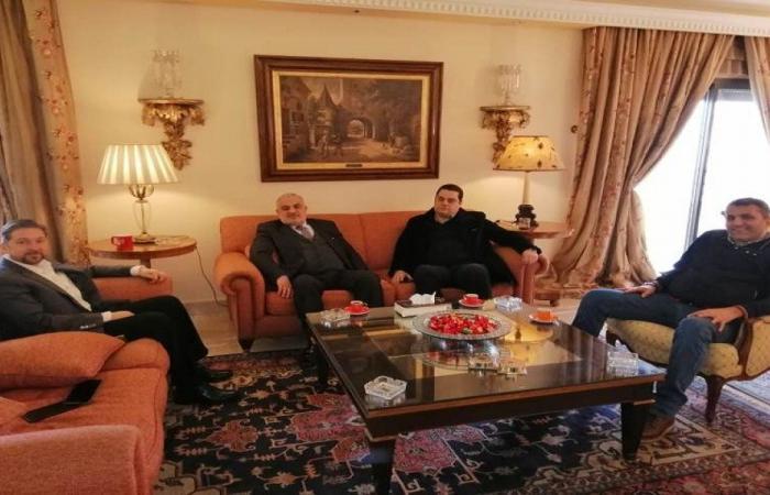 وفد تجار لبنان الشمالي زار كرامي: لاعلان حالة طوارىء اقتصادية