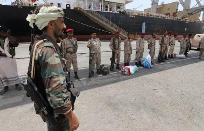 اليمن | اليمن.. انفجارات عنيفة تهز ميناء الصليف بالحديدة