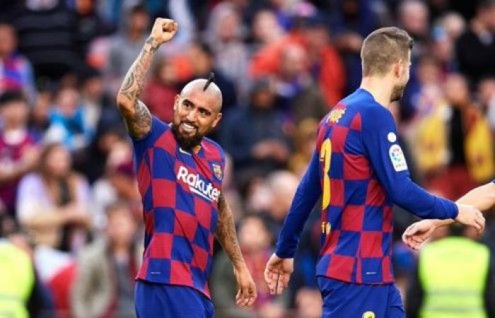 تأجيل موعد مؤتمر مباراة برشلونة وفالنسيا بسبب سائق حافلة