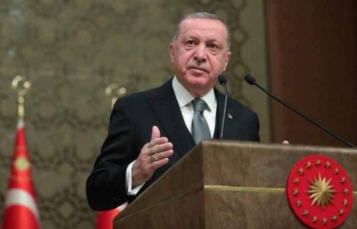 أردوغان يؤكد بدء انتشار جنود أتراك في ليبيا