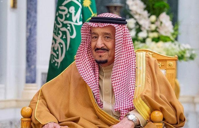 الخليج | الملك سلمان يتسلم أوراق اعتماد عدد من السفراء الجدد