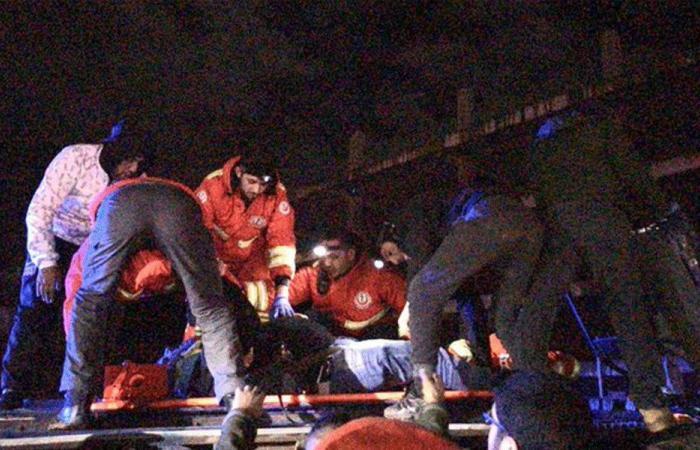 جريح في حادث سير على أوتوستراد القلمون – طرابلس